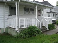 Small Front Porches | ... Porch Railing . Front Porch ...
