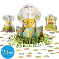Lion King Baby Shower Centerpiece Kit - Party City | baby ...
