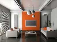 Modern gray accent wall paint ideas | Home | Pinterest ...