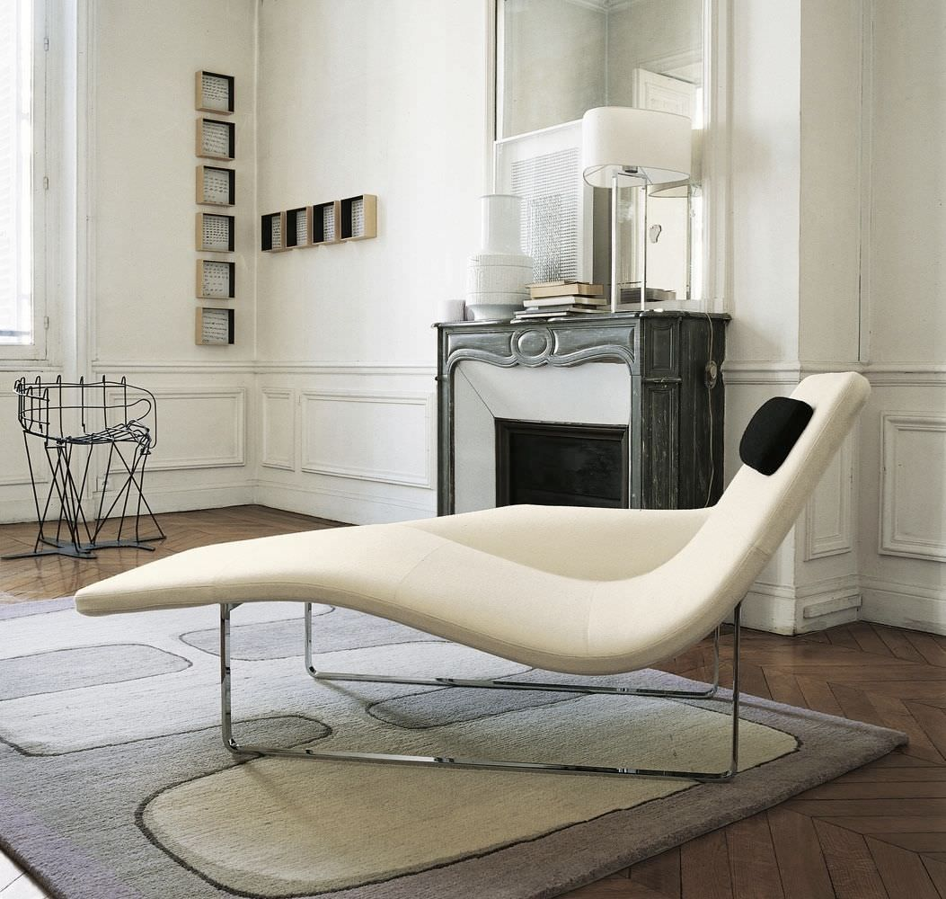 Fauteuil Long Relaxation Modern Contemporary Chaise Lounge Furniture - Http