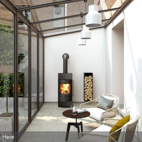 Kamin Im Wintergarten Kaminofen Luno | Extensions, Conservatories And Verandas