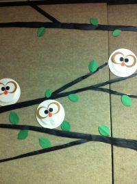Owl paper plates | YSPC VBS 2013 | Pinterest | Owl paper ...