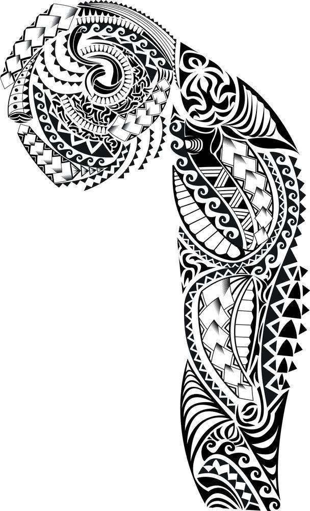 Tattoo Design Tattoo Pinterest Tatuagens, Maori e Tatuagem maori - tattoo template