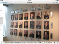 name on bottom of photo | Office Wall Displays | Pinterest ...