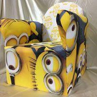 CHILDRENS DISNEY TV CHARACTERS CHAIR SOFA KIDS SEATS ...