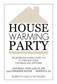 Free Housewarming Party Invitations Printable ...