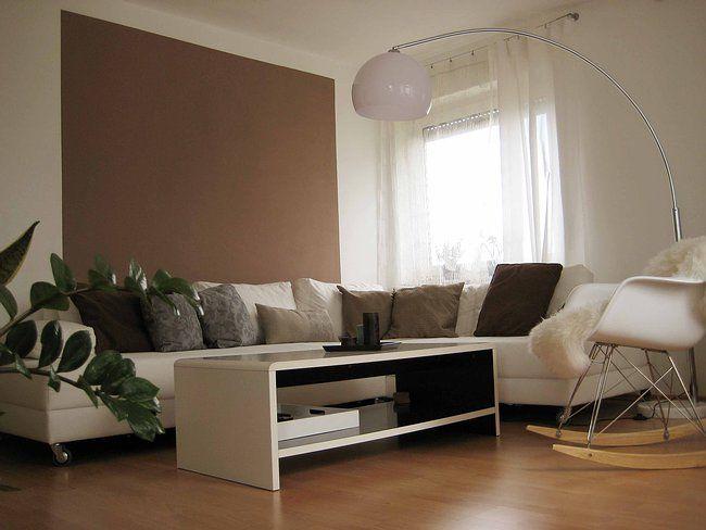 Farbgestaltung Wohnzimmer Braune Möbel wohnzimmer home ideas - wohnzimmer in braun gestalten