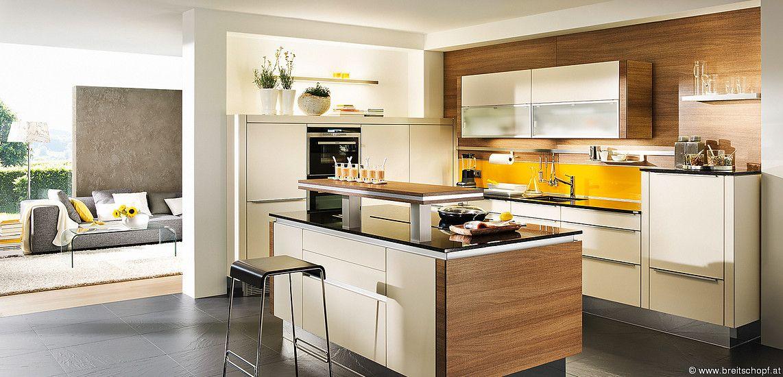 Küche - Eiche \/ Breitschopf Ideen rund ums Haus Pinterest - warme willkommende kuche aus eiche