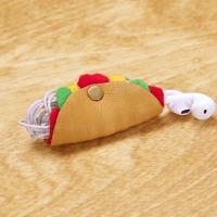 DIY Taco Earbud Holder | Nifty Creative Home | Pinterest ...