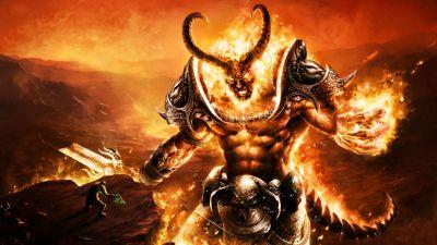 Download Fantasy Demon Wallpaper | Full HD Wallpapers | Art I'd use in my game | Pinterest ...