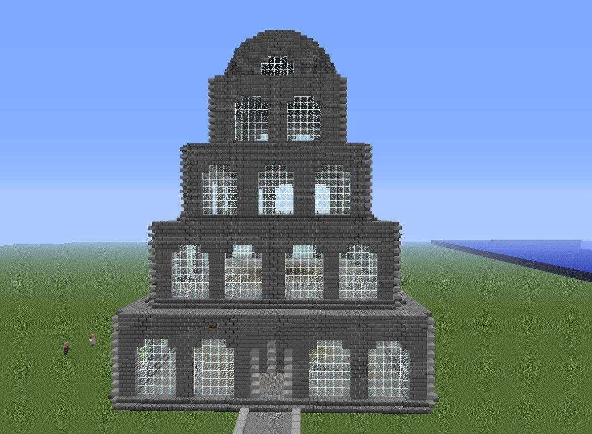 Minecraft Building Ideas