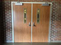 Classroom Door & Beach Theme Classroom