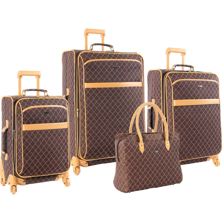Amazon Spinner Luggage Sets