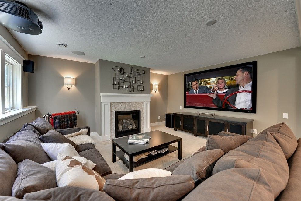 How to organize your media room so that everyone can enjoy