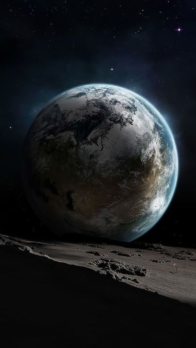 Moon iPhone Wallpaper HD - Bing images | Worldly Wallpaper! | Pinterest | Wallpaper and Moon