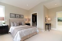Small Master Bedroom Ideas within Cream Bedroom Color ...