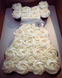 Bridal shower cupcake idea | Craft Ideas | Pinterest ...