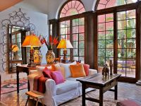 10 Spanish-Inspired Rooms | Room interior design, Room ...
