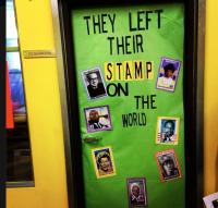 Black History Month door decoration | classroom ...
