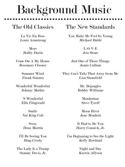 20 More Jazz Standards for Your Dinner Party Playlist ...