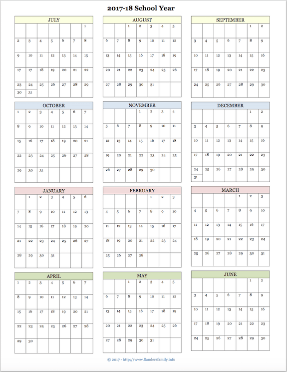 Free Online Printable Desk Calendar 2013 Free Printable 2016 Calendar By Clementine Creative Free Printable Academic Calendar For 2017 2018 School Year