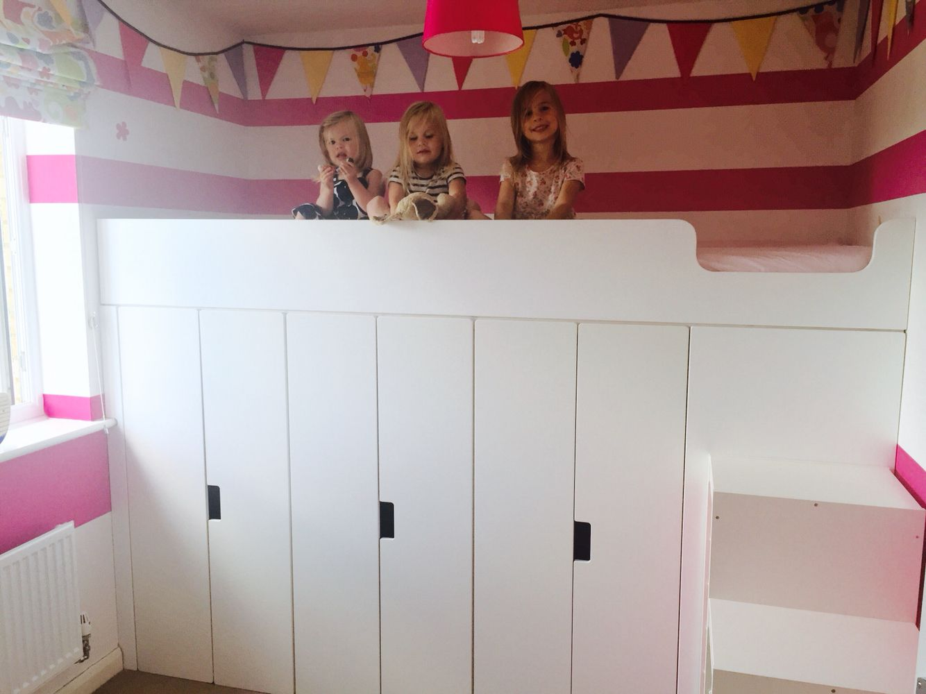 Ikea Hacks Stuva Loft Bed Stuva Hack Bed With Storage Ideas For The