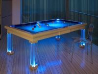 Glass Pool Table Led Light   Pool Table Accessories ...