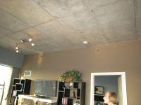 concrete ceiling | Interior Design | Pinterest | Concrete ...