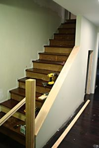 Before & After of the Year | Basement stairway, Basements ...