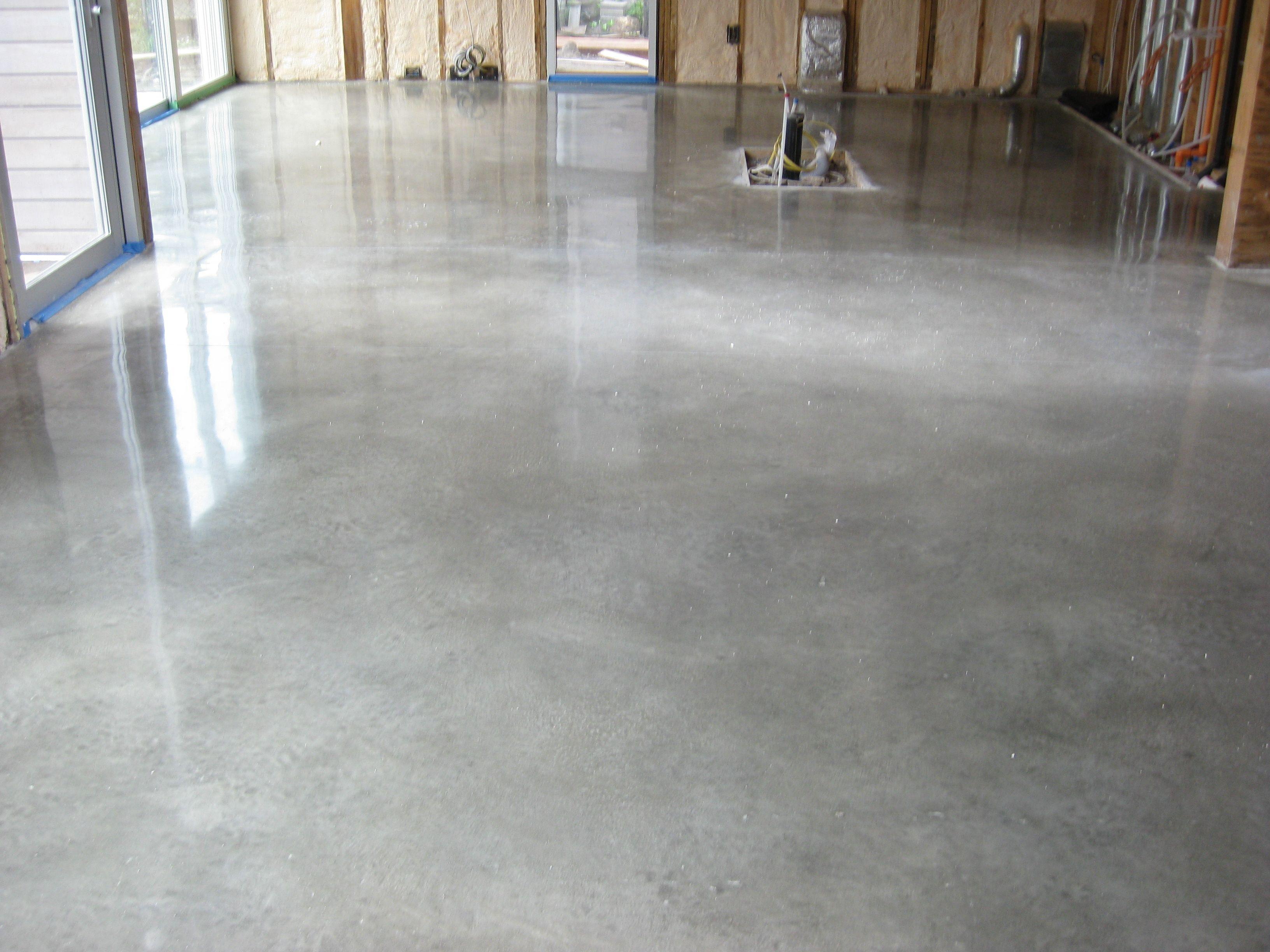 polished concrete flooring concrete floor kitchen Polished concrete floor almost a must in warehouse conversions Description from pinterest com
