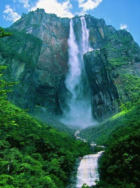 Niagara Falls Full Hd Wallpaper Angel Falls Venezuela Full Dose Waterfalls And Such