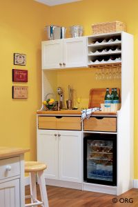 storage solutions for tiny kitchens