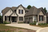 rock stucco exterior home | Bridlewood Homes - Who We Are ...