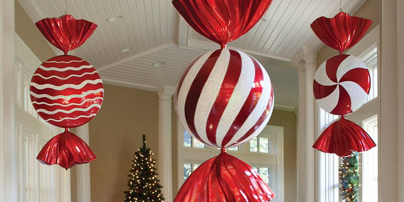 Commercial Christmas Decorations WWW Yellow Pages Pinterest - large christmas decorations