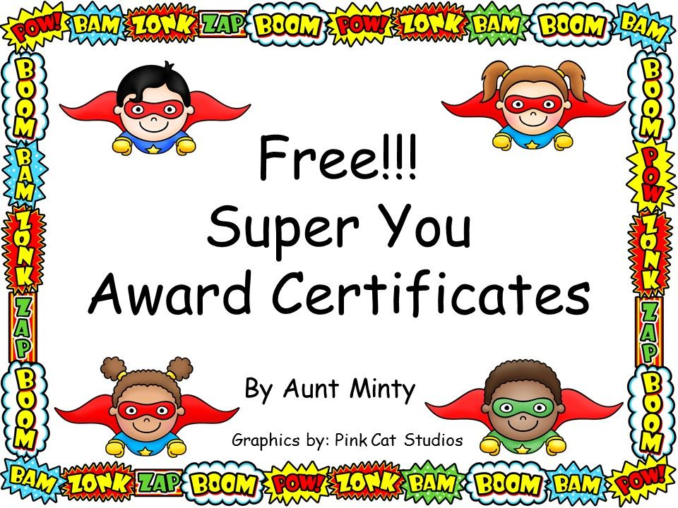 Best 20+ Award certificates ideas on Pinterest Student awards - free printable perfect attendance certificate template