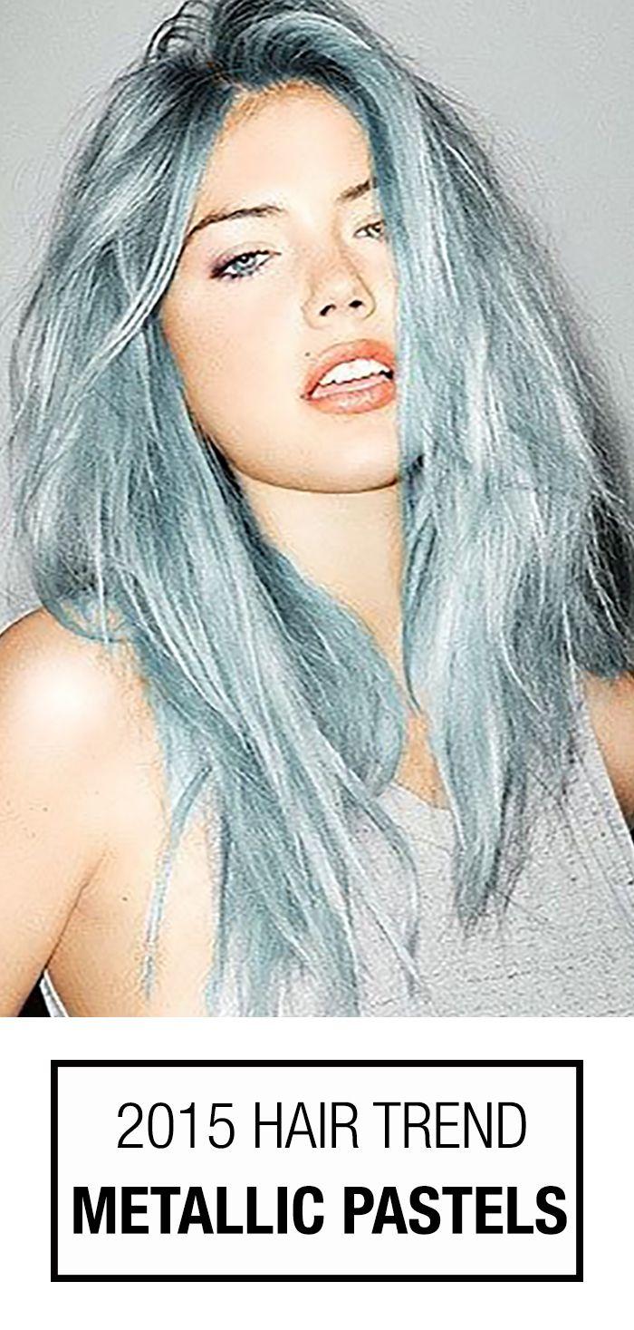 Photos Metallic Hair Color And Dye Jobs Inspiration Of