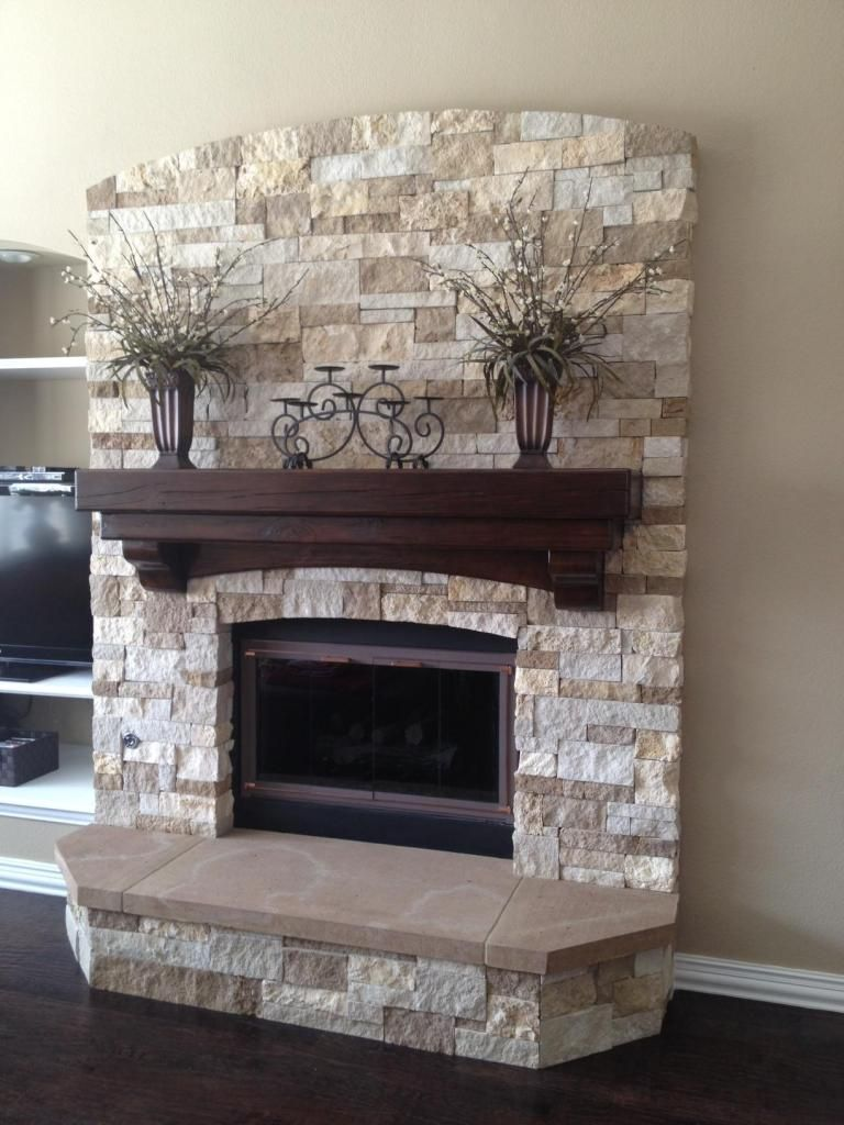 Color Scheme Ideas For Staining The Fireplace Brick Love