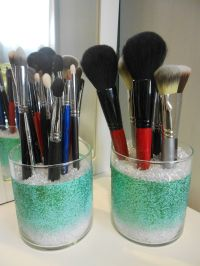 MAKEUP BRUSH HOLDERS | MAKEUP BRUSH HOLDERS | Pinterest ...