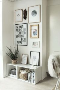 Gallery wall in my home with posters by Desenio / My ...