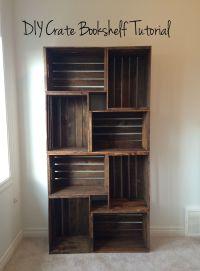 Best 25+ Bookshelf diy ideas on Pinterest | Bookshelf ...