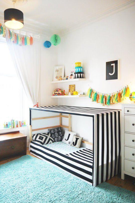 Einrichtungsideen für Mädchen Girls Kinderzimmer und Jugendzimmer - kinderzimmer tapete ideen