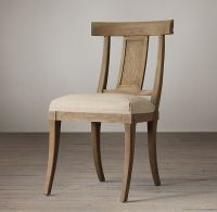 New dining table chairs from Restoration Hardware ...