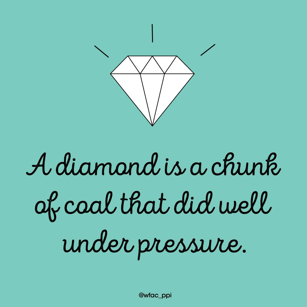 God Is Within Her She Will Not Fall Wallpaper Monday Motivation A Diamond Is A Chunk Of Coal That Did