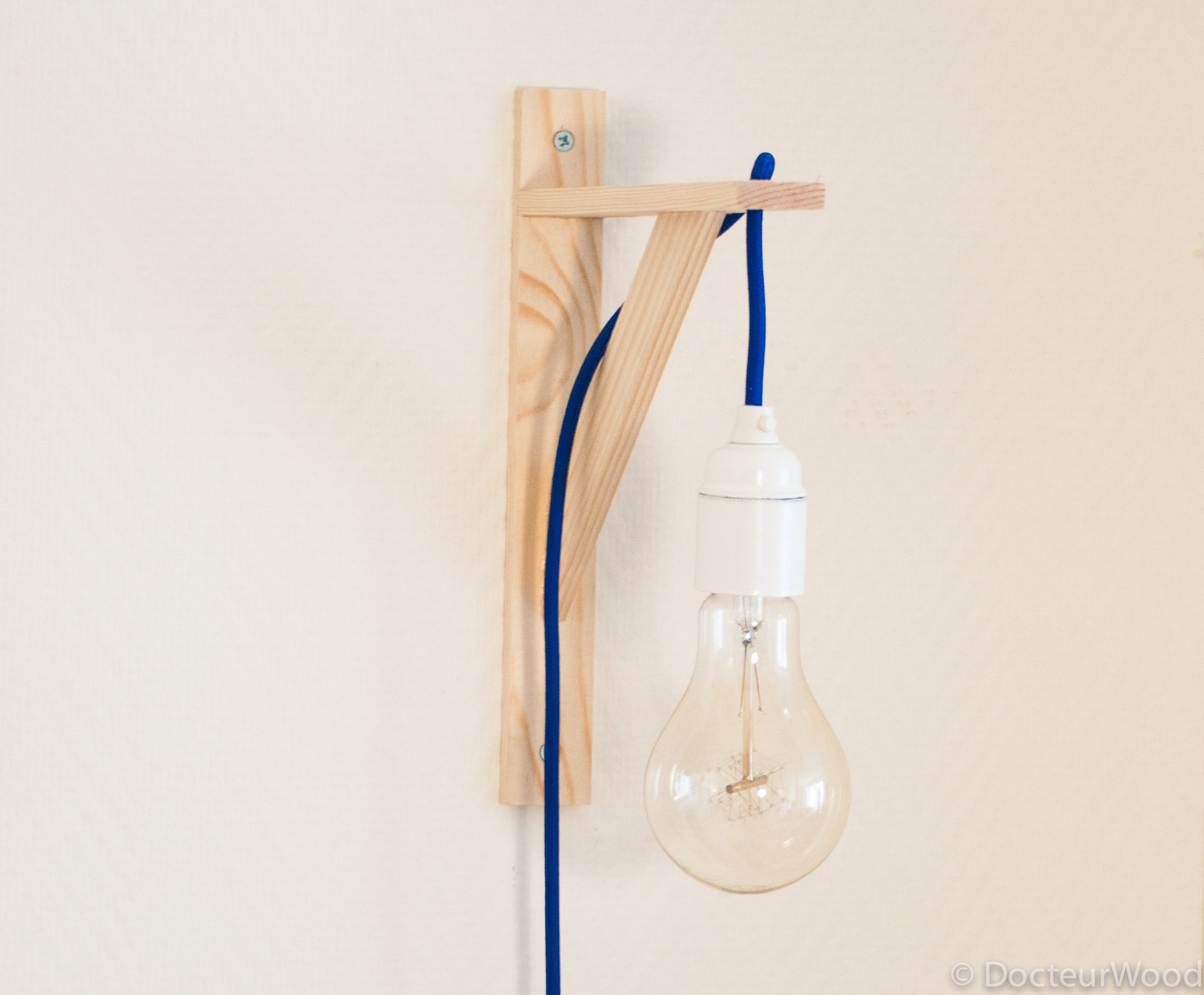 Do It Yourself Lampen Diy Lampe Ampoule