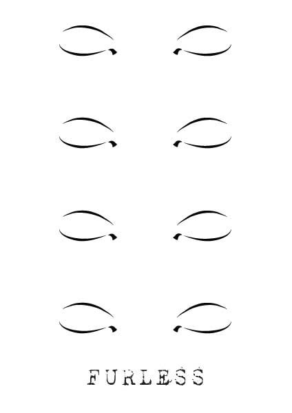 FREE Makeup Design Templates! http\/\/furlessau\/indexphp\/info - eye chart template