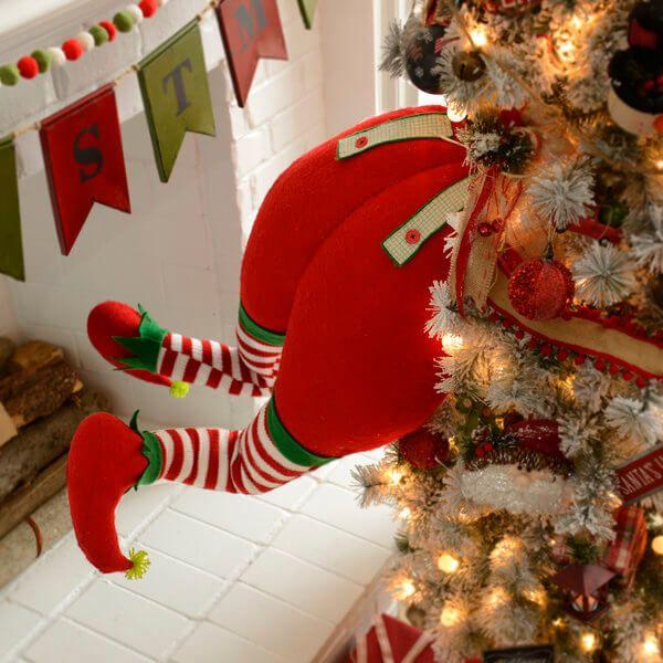 Kirklands Christmas Decor where to decorate with pre-lit gift - kirklands christmas decor