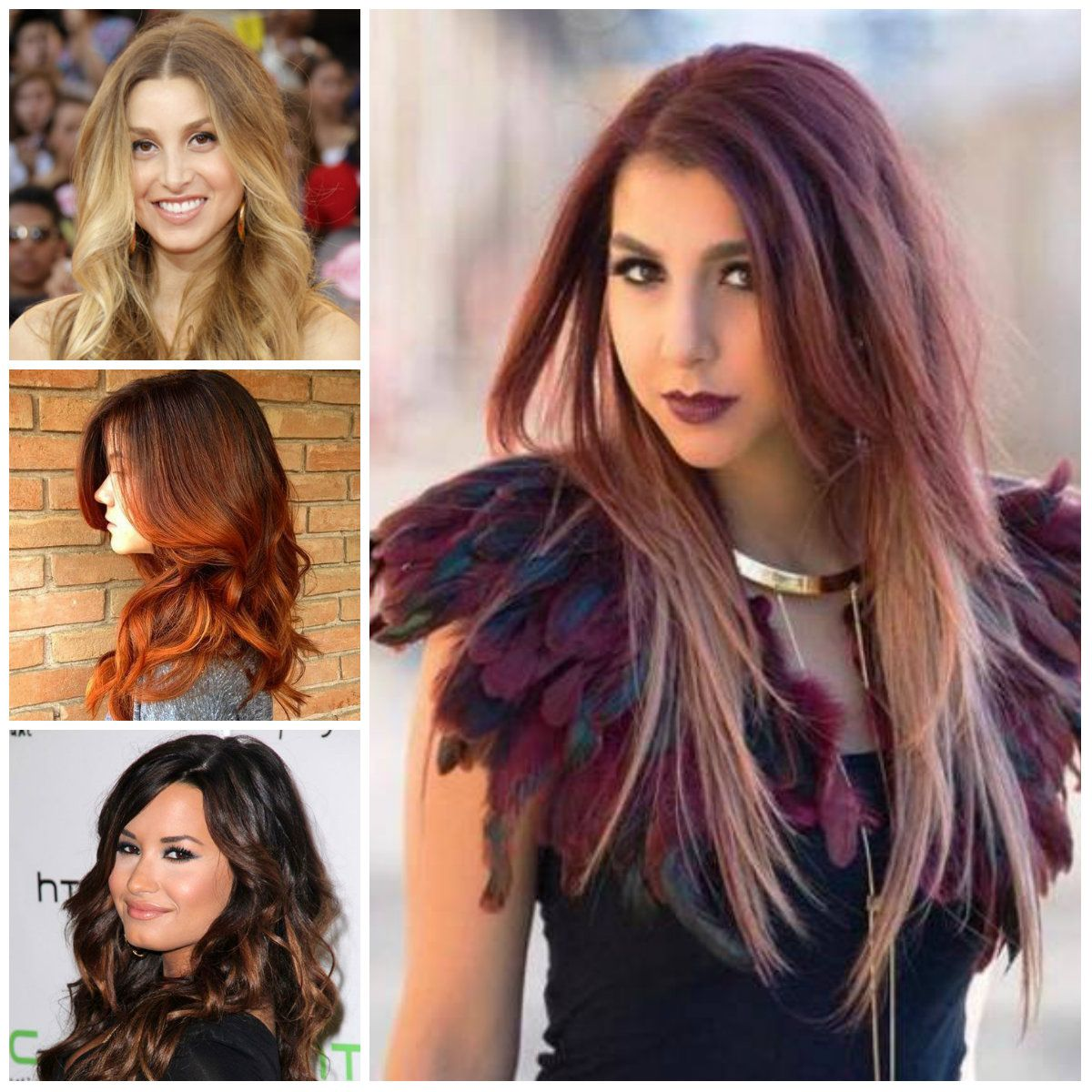 Trends in hair color 2017 allied beauty experts