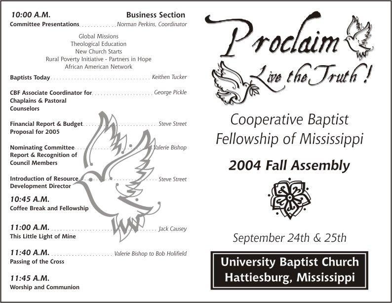 Free Printable Church Program Template Church Program church - church program