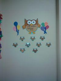 Birthday Wall. | birthday | Pinterest | Birthday wall ...