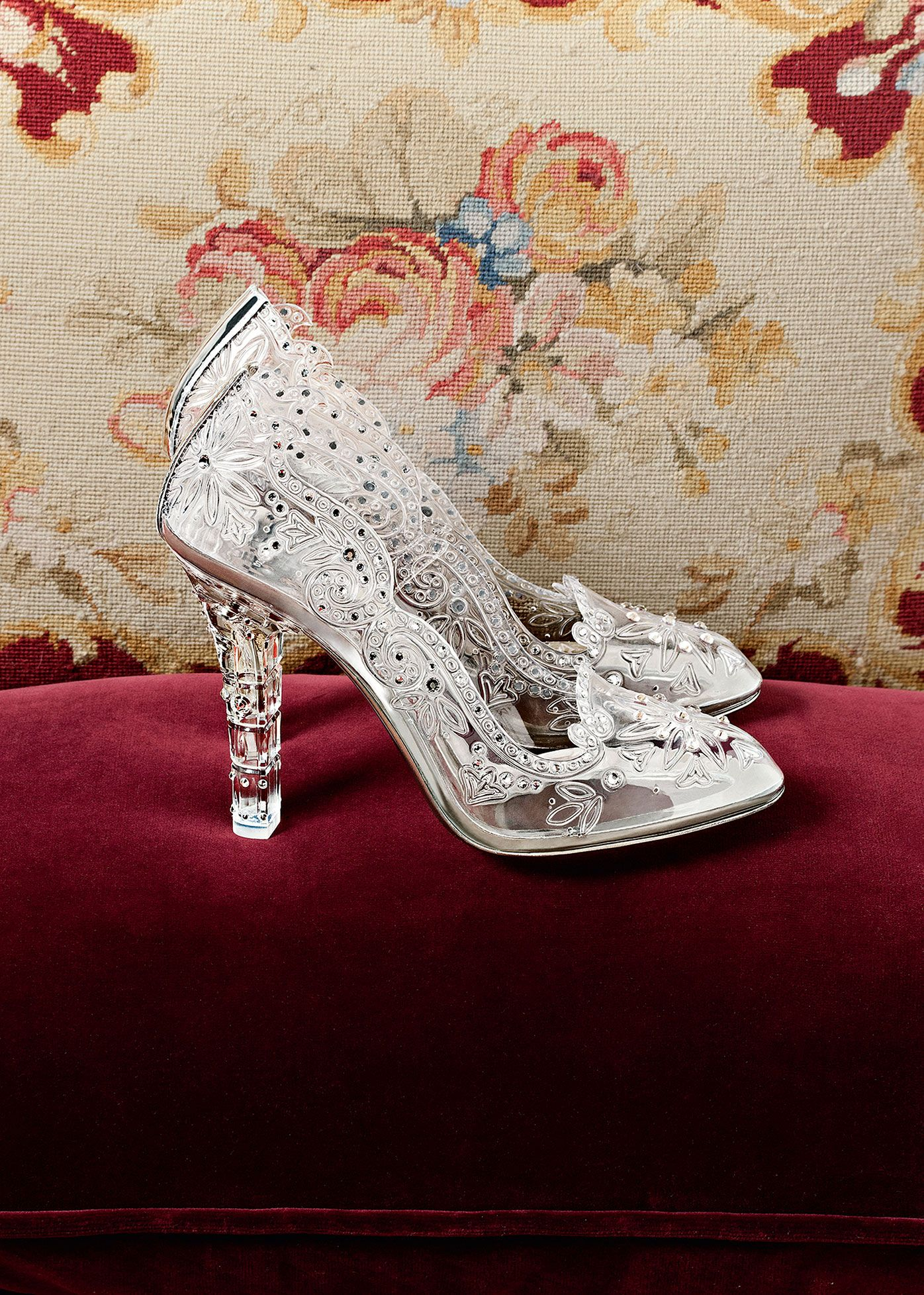 cinderella wedding shoes Wedding Shoes dolce and gabbana winter woman accessories collection 57